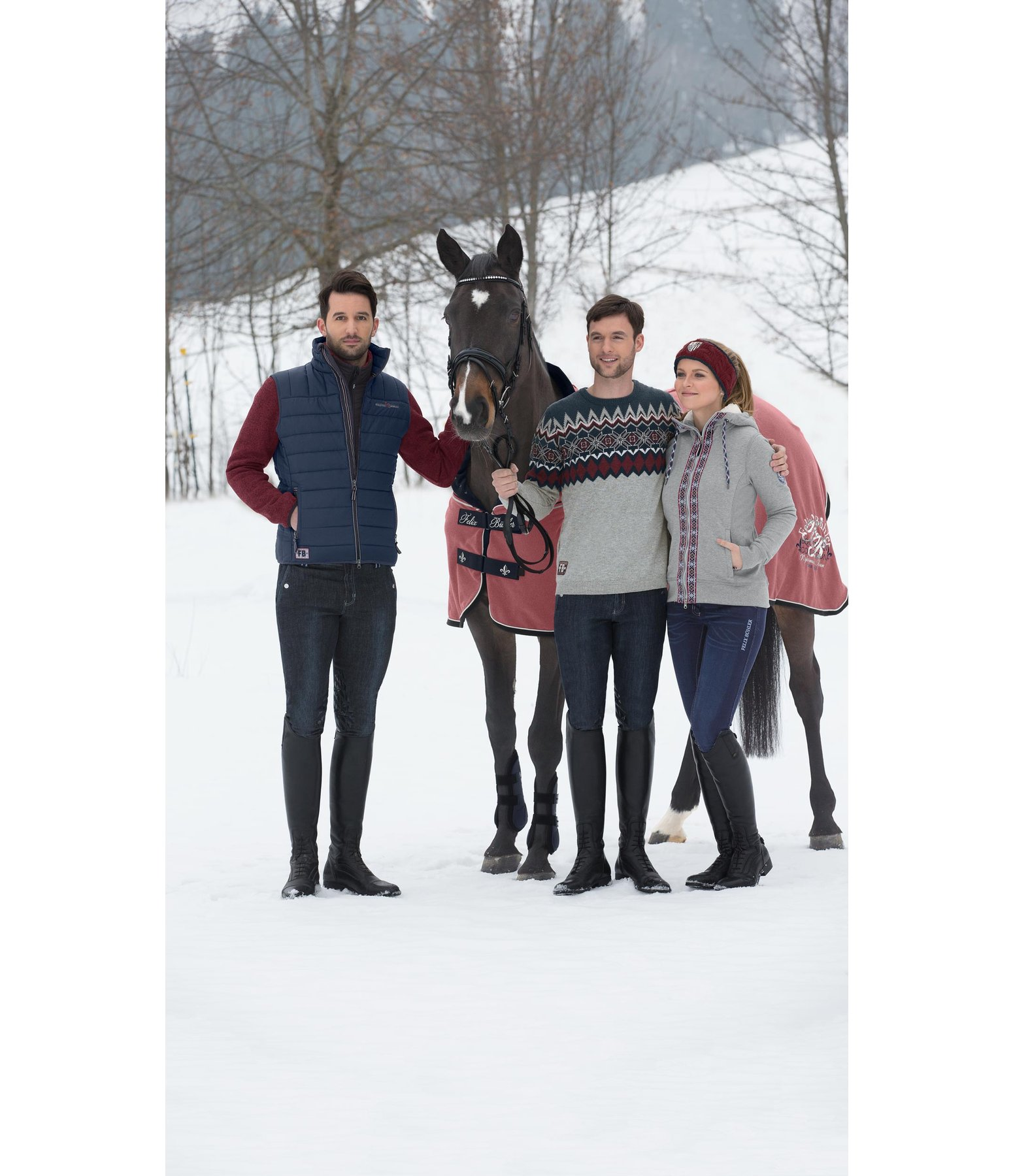 Pullover homme Jesper - Hauts hommes - Kramer Paardensport f925d8dadc9f